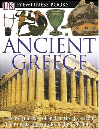 9780756606497: DK Eyewitness Books: Ancient Greece