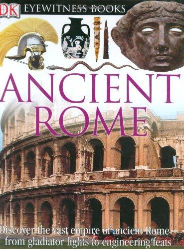 Ancient Rome (DK Eyewitness Books): James, Simon