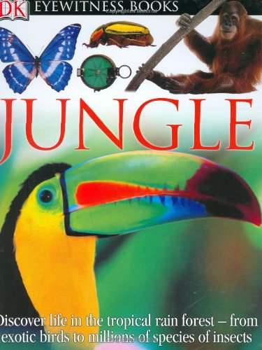 9780756606947: Jungle (DK Eyewitness Books)