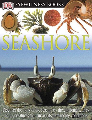 DK Eyewitness Books: Seashore: Parker, Steve