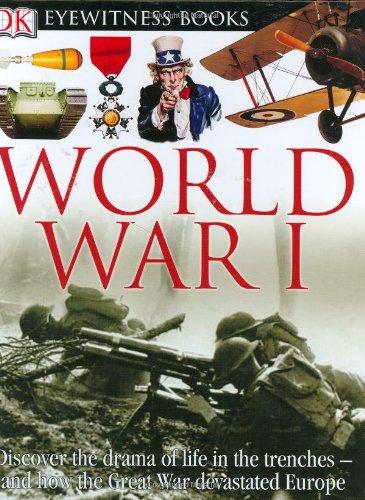 World War I (DK Eyewitness Books): Adams, Simon