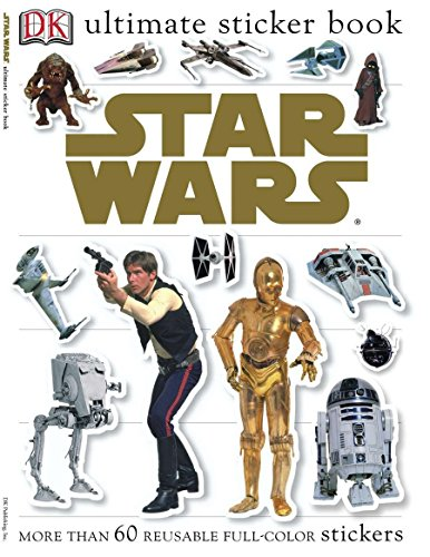 9780756607647: Ultimate Sticker Book: Star Wars