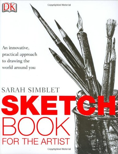 9780756608163: Sketch Book For The Artist