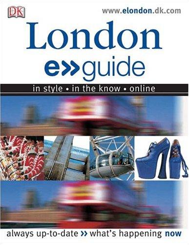 E.guide: London (Eyewitness Travel Guide): DK Publishing