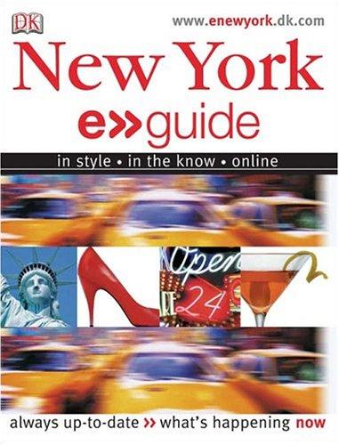 E.guide: New York (Eyewitness Travel Guide): DK Publishing