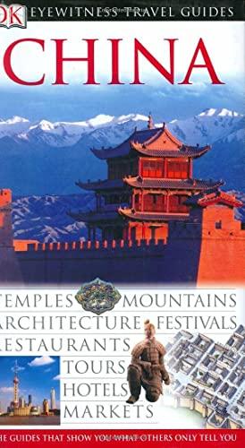 9780756609191: China (Eyewitness Travel Guides)