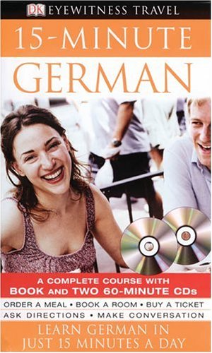 15-minute German (DK Eyewitness Travel 15-Minute Guides)