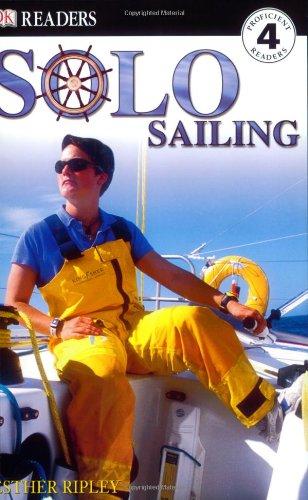 9780756609931: DK Readers: Solo Sailing