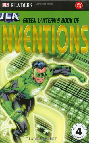 9780756610128: Green Lantern's Book of Great Inventions (DK READERS)