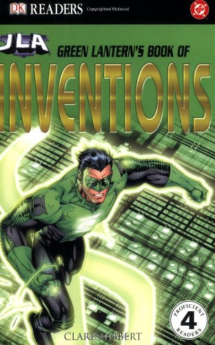 9780756610135: Green Lantern's Book of Great Inventions (DK READERS)