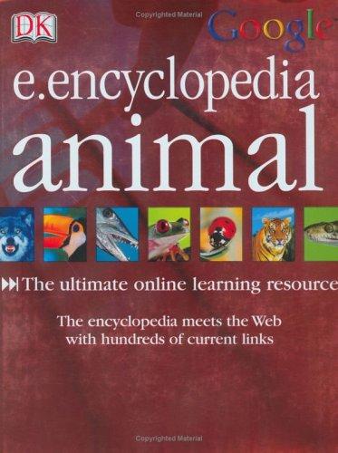 9780756611316: E.encylopedia Animal