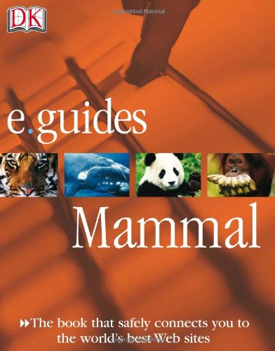 Mammal (DK/Google E.guides) (0756611393) by Green, Jen