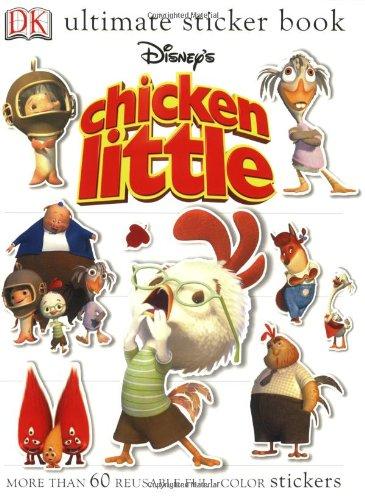 9780756611705: Chicken Little (Ultimate Sticker Book)