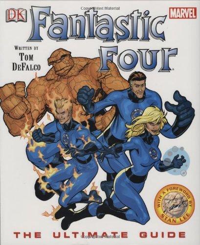 9780756611736: Fantastic Four Ultimate Guide