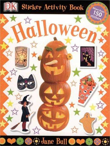 9780756612245: Halloween: Sticker Activity