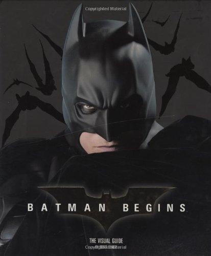 9780756612337: Batman Begins: The Visual Guide