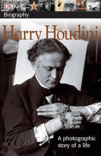 9780756612450: Harry Houdini (Dk Biography)