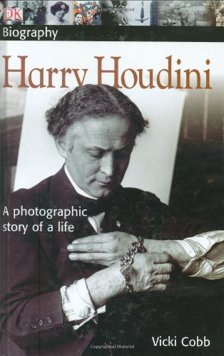 9780756612467: Harry Houdini (Dk Biography)