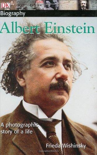 9780756612481: DK Biography: Albert Einstein