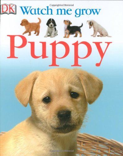 Puppy (Watch Me Grow): DK Publishing