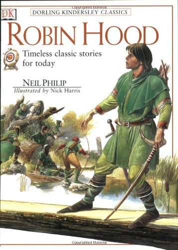 9780756612771: Read and Listen Books: Robin Hood (Read & Listen Books)