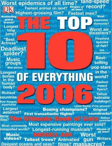 9780756613211: Top Ten of Everything 2006