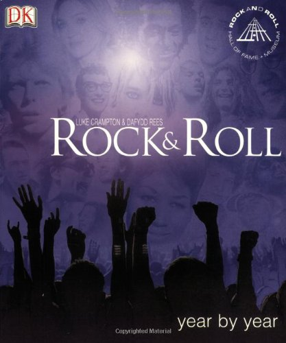 9780756613341: Rock and Roll Year By Year
