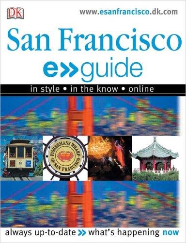 9780756613518: Dk E-guides San Francisco