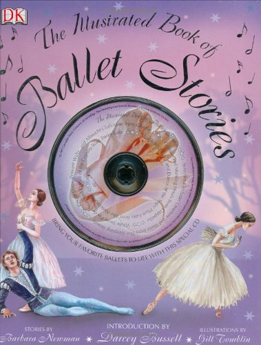 9780756613723: The Illustrated Book of Ballet Stories