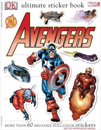 Avengers (DK Ultimate Sticker Books): DK
