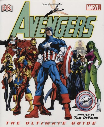 9780756614614: Avengers: The Ultimate Guide