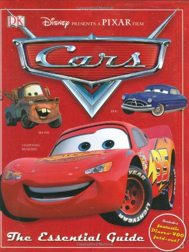 9780756614621: Cars: The Essential Guide (Dk Essential Guides)