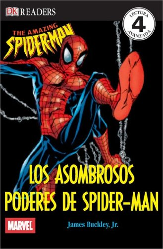 9780756614997: Los Asombrosos Poderes De Spider-man / The Amazing Powers of Spider-Man (Dk Readers En Espanol)