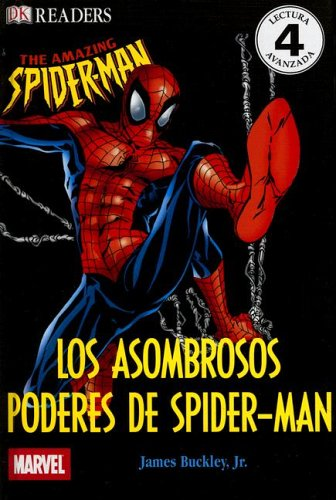 9780756615000: Los Asombrosos Poderes De Spider-man / The Amazing Powers of Spider-Man (Dk Readers En Espanol)