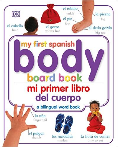 9780756615017: My First Spanish Body Board Book/Mi Primer Libro del Cuerpo (My First Word Books)