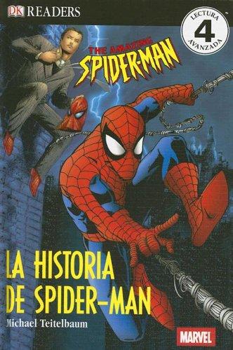 9780756615024: La Historia de Spider-Man (DK READERS) (Spanish Edition)