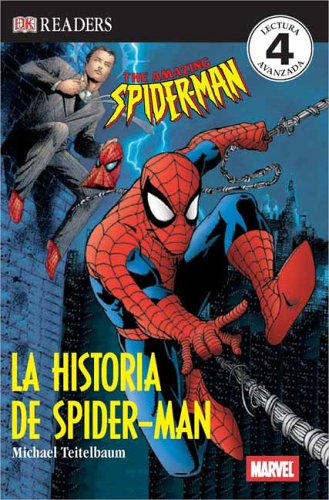 9780756615062: La Historia de Spider-Man (DK Readers) (Spanish Edition)