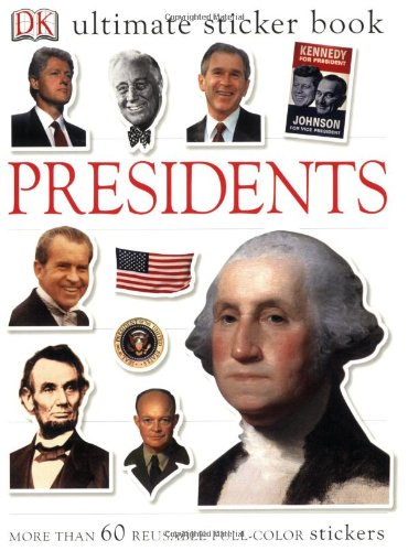 9780756615109: Presidents (Ultimate Sticker Books)