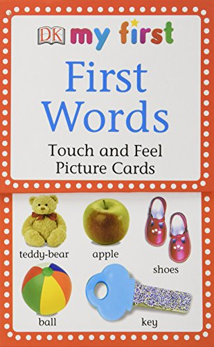 9780756615185: My First Touch & Feel Picture Cards: First Words (My 1st T&F Picture Cards)