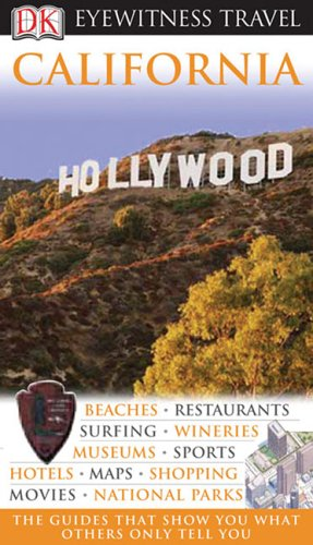9780756615314: California (Eyewitness Travel Guides)