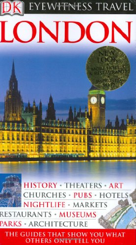 9780756615468: London (Eyewitness Travel Guides)