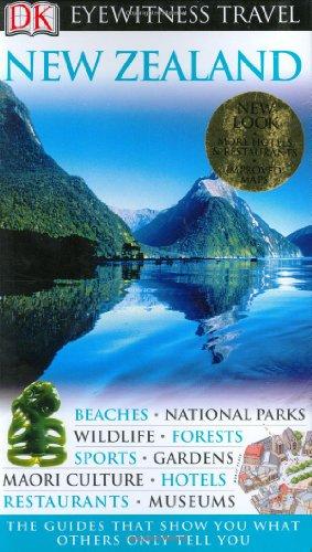 9780756615710: New Zealand (Eyewitness Travel Guides)
