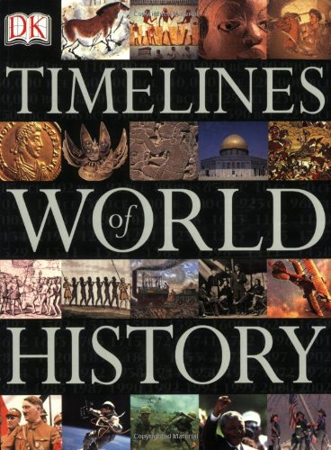 9780756617035: Timelines of World History