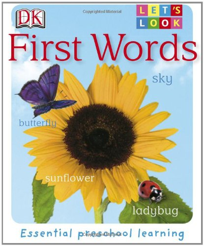 9780756617493: Let's Look: First Words
