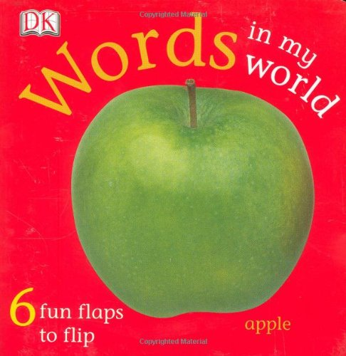 Words In My World (FUN FLAPS): DK Publishing