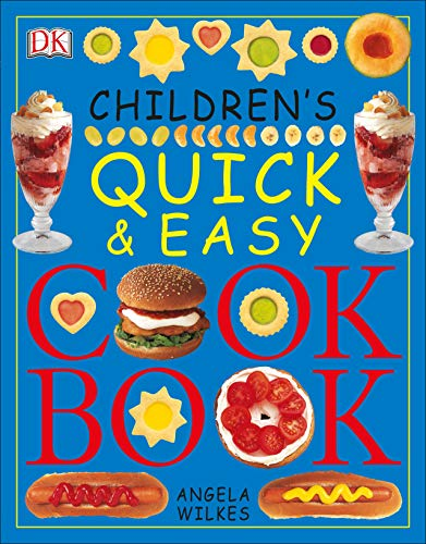 9780756618148: Children's Quick and Easy Cookbook