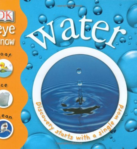 9780756618599: Water (EYE KNOW)