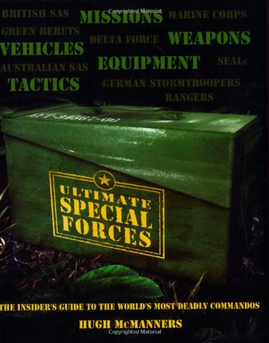 9780756618988: Ultimate Special Forces
