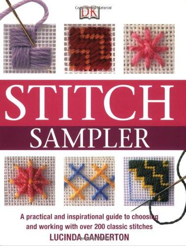 Stitch Sampler: Ganderton, Lucinda