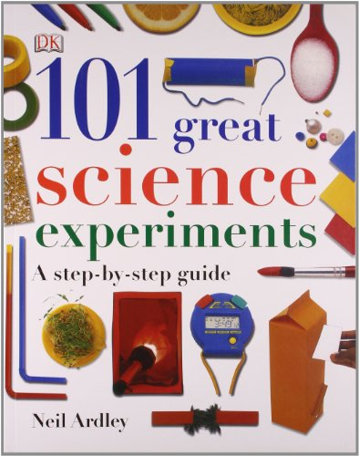 9780756619183: 101 Great Science Experiments